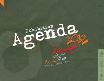 Agenda Exhibition 2012