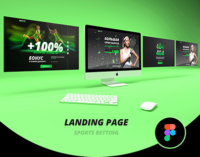 Landing page | Sports betting