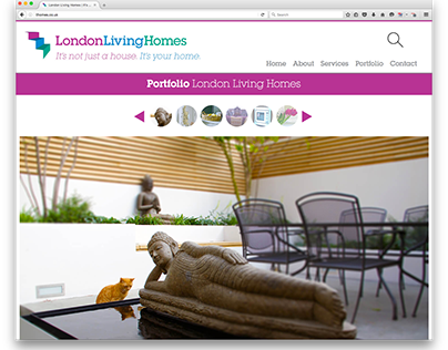 London Living Homes