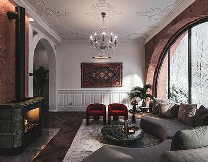 Lazyan Penthouse