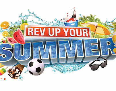 Engen Rev Up Your Summer Promo Campaign