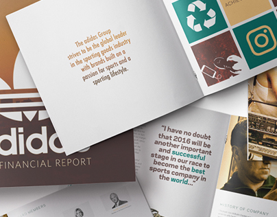 Adidas Financial Report