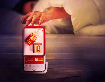 mcdelivery Campaign