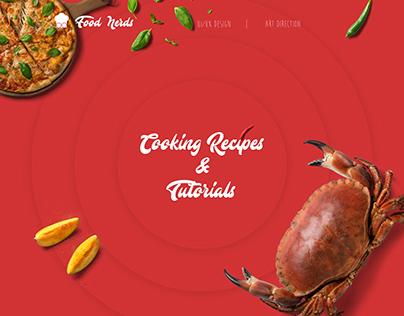 FOOD NERDS App