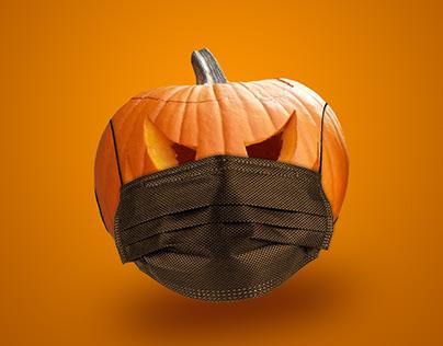 Halloween Adv | Covid-19 Campagna di Sensibilizzazione