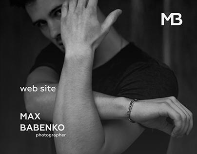 Web site | photographer