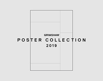 Poster Collection 2019 | Grimshaw Architects