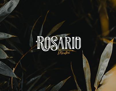Rosario Visual Brand