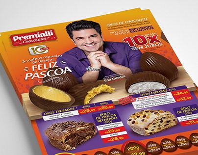 Páscoa Premialli Chocolates