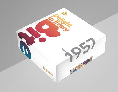 Jawa Packaging design