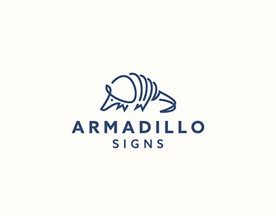 Logo Armadillo Signs