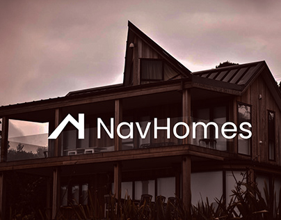 Nav Homes | Brand Identity