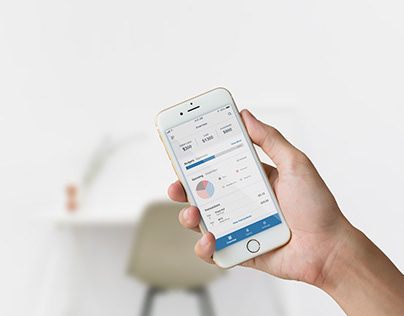 Personal Finance Mobile App