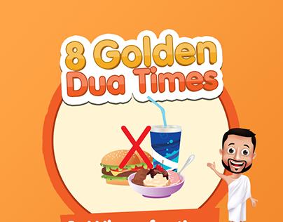 8-Golden dua time