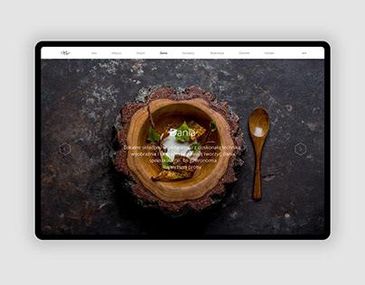 Water&Wine restaurant - web