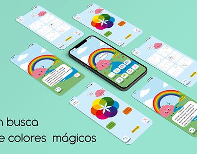 App Colores