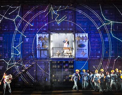 Opéra // La Belle Héléne