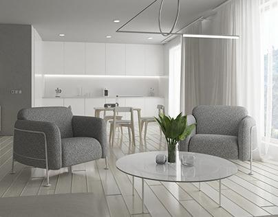 Studio Apartment in California