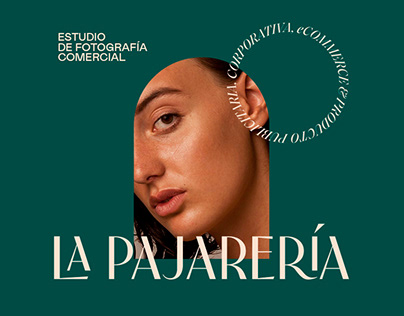 Visual identity for La Pajarería