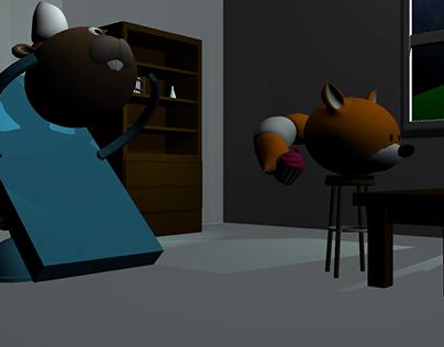Foxball Animated3D