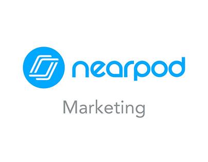 Nearpod Marketing