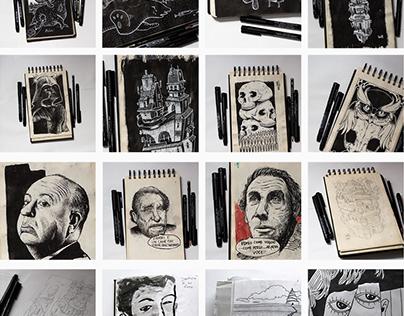 My Sketchbook - draw/illustration