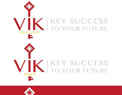 Logo ViK education