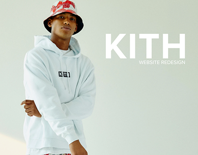 KITH online store