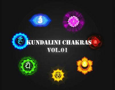 Kuldalini Chakras Vol.01