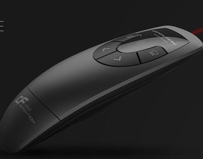 Pen mouse Design
