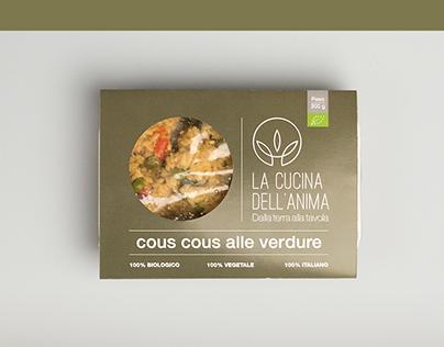 LA CUCINA DELL'ANIMA | Brand Identity - Packaging