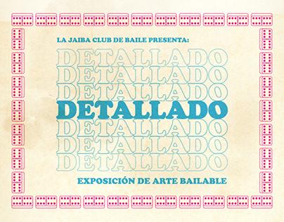 DETALLADO - Una Exposición Bailable