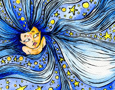 Ways Of Being : Starry Night