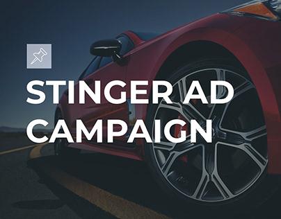 Stinger Ad Campaign