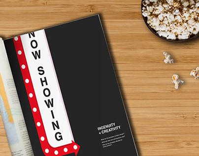 Ingenuity + Creativity Magazine Article
