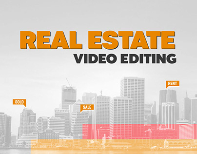 Real Estate - Video Editing