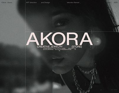 AKORA is a creative jewelry brand