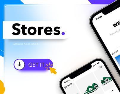 Stores UI.