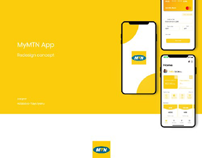 MyMtn app redesign