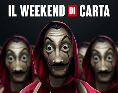 Netflix - Il Weekend di Carta | Activation