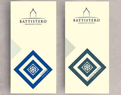 Brochure Battistero B&B