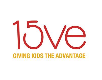 Integrated Branding System: 15-Love