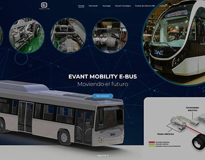 EVANT MOBILITY E-BUS S.L.