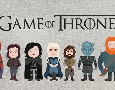 Game of Thrones - Illustration