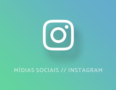 Mídias Sociais // Instagram