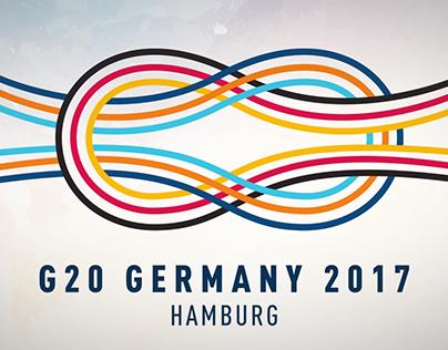G20 Germany 2017 Sting