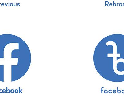 Facebook Logo Rebrand