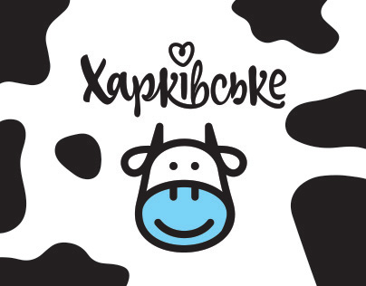 Logo and Package for dairy products