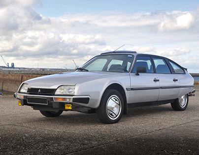 Cx 25 GTi Turbo 1984