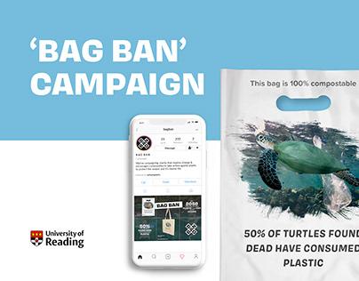 Bag Ban Environmental Campaign